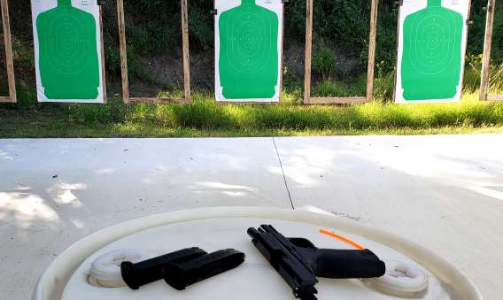 License to Carry Shooting Prep Course